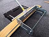 13-inch Pro LVT/VCT/LVP/PVC/Vinyl Tile Cutter LVT-330, Better than 12-In Vinyl Tile Cutter