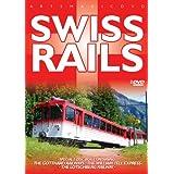 Swiss Rails (3 DVD)