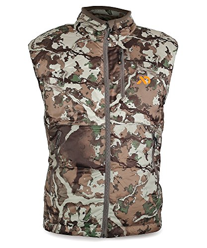 First Lite – Uncompahgre Insulated Vest in First Lite Fusion 2X – First Lite Fusion