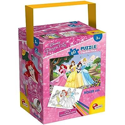 Lisciani Giochi Princess Puzzle In A Tub Mini 60 Pezzi 35 X 50 Cm 659050
