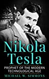 img - for Nikola Tesla: Prophet Of The Modern Technological Age book / textbook / text book