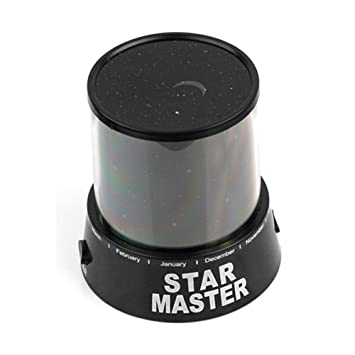 Experience Cosmos Sky Star Master Projector Lamp LED Kids Bedroom Night  Light Christmas Gift