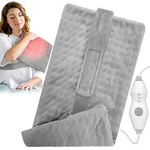 🥇 Manta Electrica para Lumbar y Espalda
