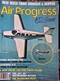 img - for Air Progress August 1979 Vol 41 No 8 Aviation Review Magazine - New Beech Turbo Bonanza & Skipper book / textbook / text book