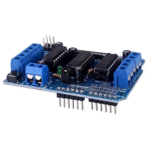 Kuman L293d Motor Drive Shield Expansion Board For Arduino