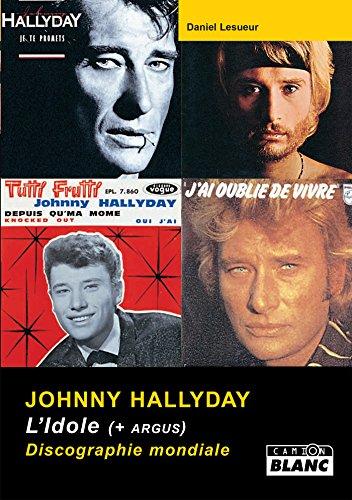 Amazon Com Johnny Hallyday Argus French Edition Ebook