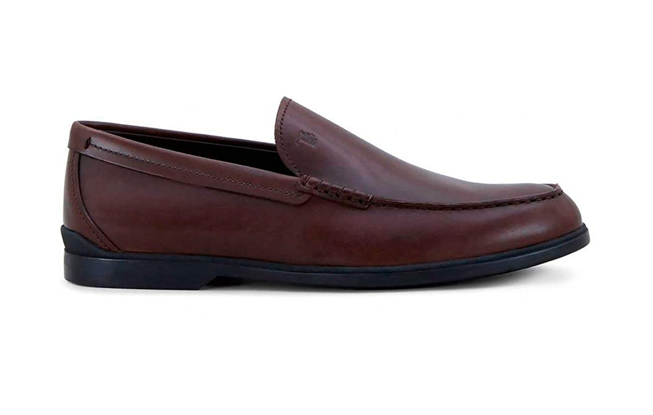 - TOD'S Loafers IN Leather marrón, Hombre.