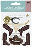 Jolee's Boutique Dimensional Stickers, Wild West