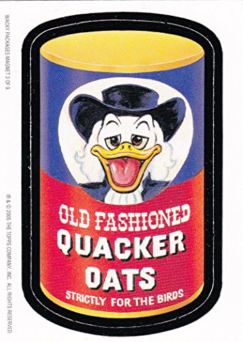 Wacky Quacker - WACKY PACKAGES ALL NEW SERIES 2