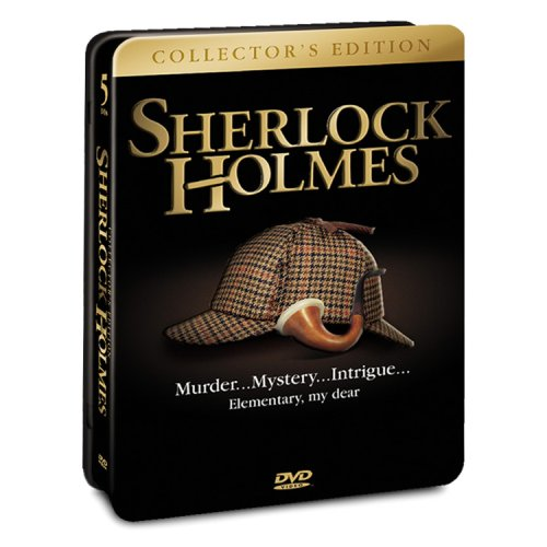 Sherlock Holmes: Collector's Edition (Five-Disk Edition, Tin ()