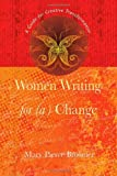 Women Writing for a Change, Mary Pierce Brosmer, 1933495189