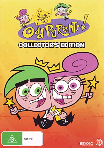 Fairly Odd Parents Collector's Edition Complete Box Set Series Collectors Edition Dvd Box