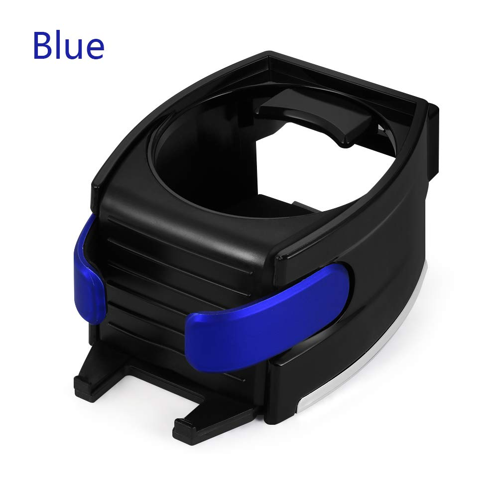 VORCOOL Car Cup Holder Auto Truck Car Air Vent Cup Bottle Drink Cup Holder Bracket Blue