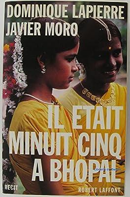 """Résultat de recherche d'images pour """"il était minuit cinq à bhopal"""""""