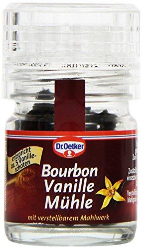 Dr. Oetker Bourbon Vanille Mühle, 2er Pack (2 x 12 g)