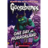 One Day at Horrorland (Classic Goosebumps #5) (5)