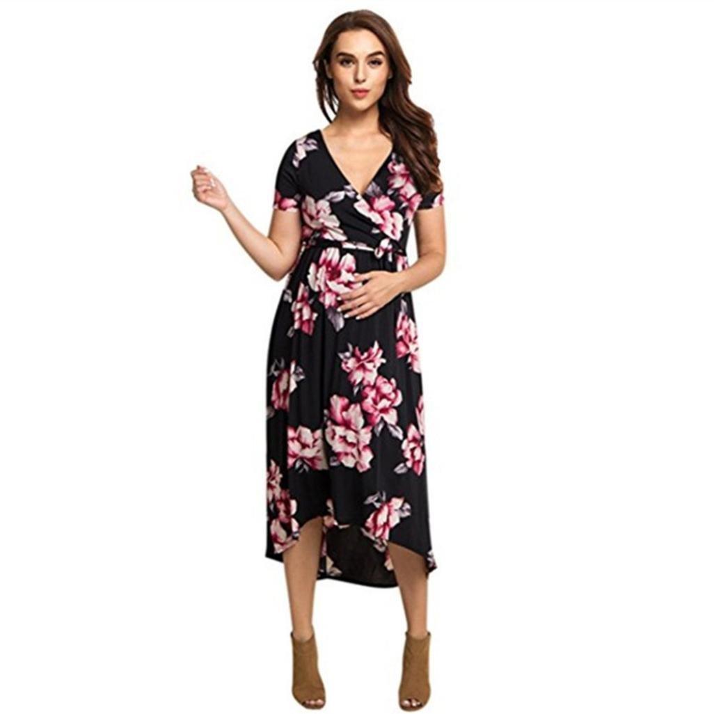 7a292fc829 Amazon.com  Elaco Custom Pregnant Clothing
