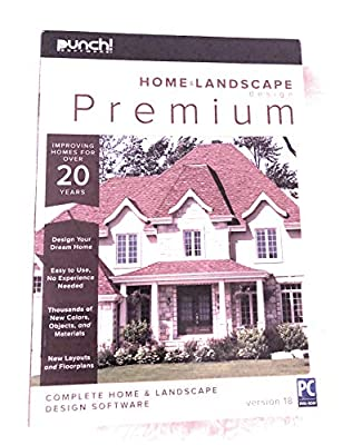 Encore Punch! Home and Landscape Design Premium v18