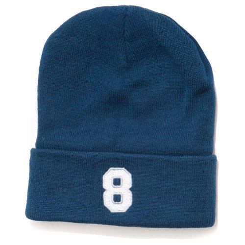 de sombreros en elegidos disponible Accessoryo de bordados punto Dise colores o azul '8' 4Ux4wtqEz