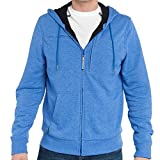 Baubax Travel Jacket - Sweatshirt - Male - Blue - Medium