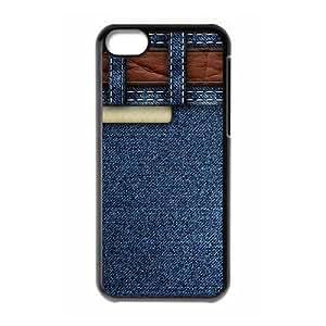 Denim ZLB564196 Brand New Case for Iphone 5C, Iphone 5C Case