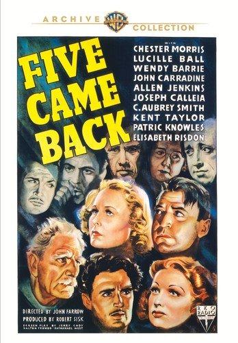 Five Came Back Came Back Dvd