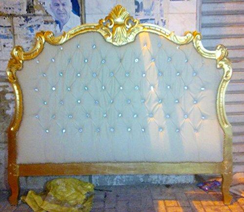 Barock Bett rokoko Louis XV MkBd0074
