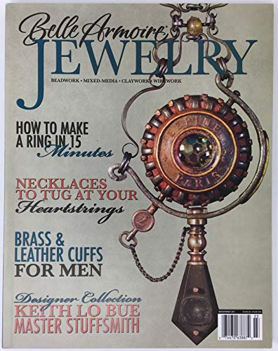 Belle Armoire Jewelry Magazine Single Issue Mar/apr/may - Belle Armoire Jewelry