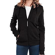 Baubax Travel Jacket - Sweatshirt - Female - Black - Medium