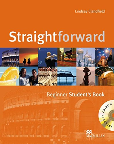 Straightforward: Beginner / Student's Book with CD-ROM