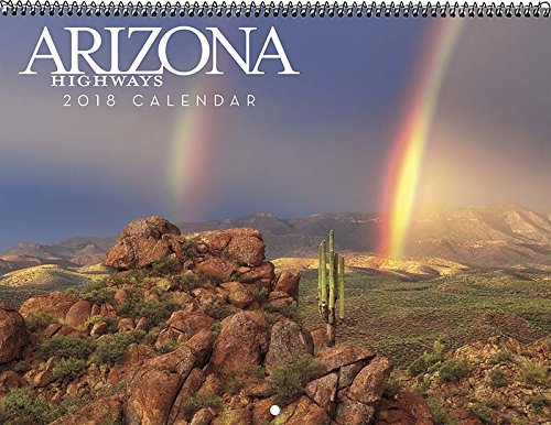 Arizona Highways 2018 Classic Wall Calendar
