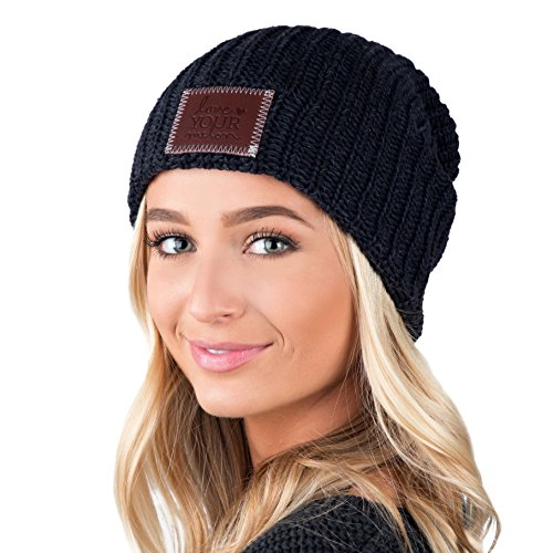 Love Your Melon Smoke Speckled Beanie by Love Your Melon (Image #2)