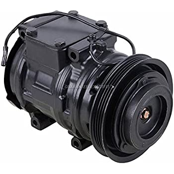 Reman AC Compressor & A/C Clutch For Acura Integra & NSX - BuyAutoParts 60-01257RC Remanufactured