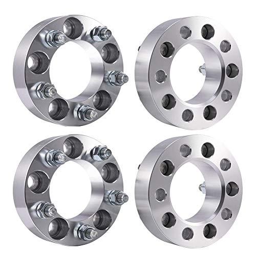 ACUMSTE Wheel Spacers Adapters, 4Pcs 1.5