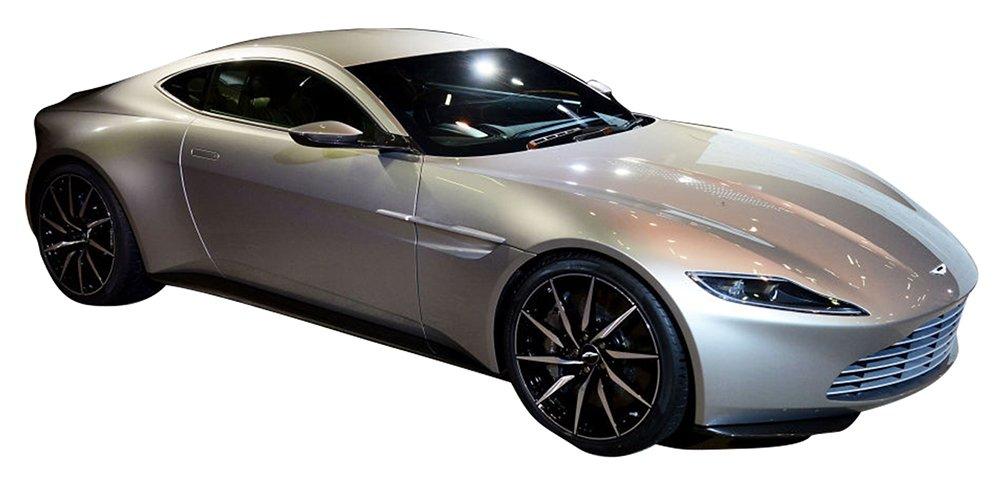 JAMES BOND 007 SPECTRE ASTON MARTIN DB10 RADIO CONTROL R/C CAR ...