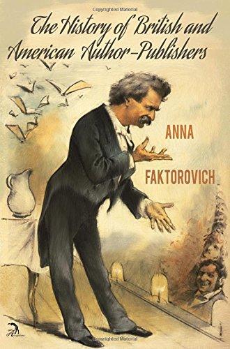 The History of British and American Author-Publishers: Amazon.es: Anna Faktorovich, Mallory Cormack: Libros en idiomas extranjeros