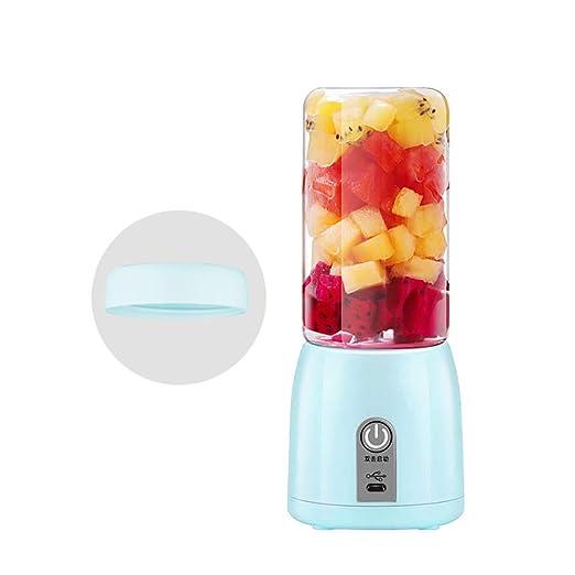 LNTE Licuadora de Batidos, exprimidor portátil de Frutas pequeñas ...