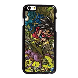 X0T24 Dragon Quest Monsters Joker N0A8RG iPhone funda 6 4.7 pulgadas del teléfono celular Funda Cubierta Negro AN6LQL8MX