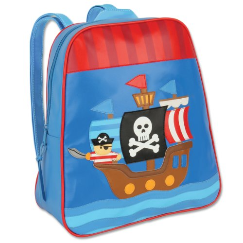 Stephen Joseph Little Boys  Go Go Bag, P