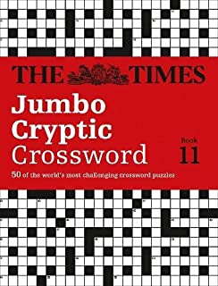 Times Jumbo Cryptic Crossword 11 The Worlds Most Challenging Crosswords