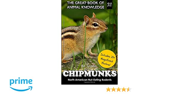 Just Chipmunk Photos! Big Book of Photographs & Pictures of Chipmunks, Vol. 1