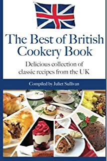 The love british food cookbook retro contemporary recipes best of british cookery book collection of classic british recipes forumfinder Choice Image