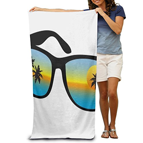 Richmond Takila Sunglasses Travel Beach Towel Mens Beach Towels - 30 X 50-Inch Ultra Portable, Lightweight Great For The Pool And The - Beach Sunglasses Laguna