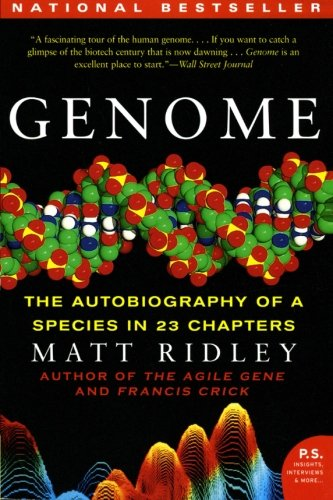 23 Matt - Genome: The Autobiography Of A Species In 23 Chapters (P.S.)