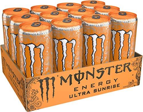 Monster Energy Ultra Sunrise Fluid
