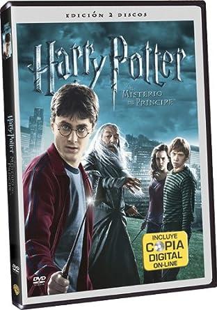 Harry Potter y el misterio del Príncipe Edición especial DVD ...