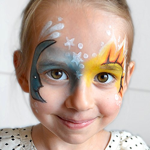 Kooalo face paint all natural american made face for Face painting rates