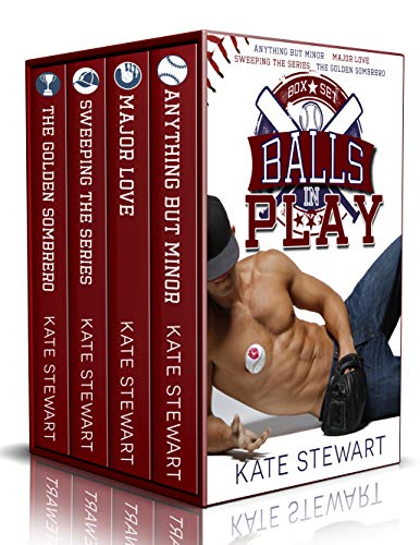 - Balls in Play Box Set: Anything but Minor, Major Love, Sweeping the Series, The Golden Sombrero
