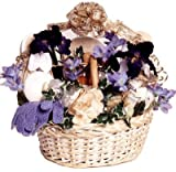 Gift Basket Village ThRoTr-lg Large The Royal Treatment Spa Gift Basket