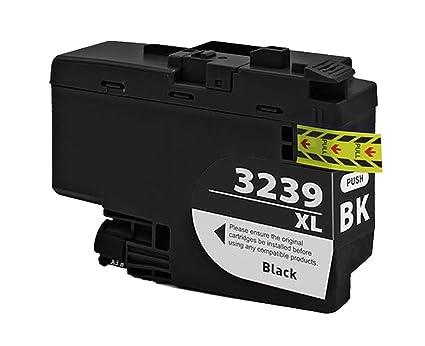 1 Cartucho de Tinta Negra Compatible LC3239XL, de Alta ...